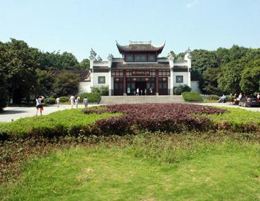 湘土文化-刘少奇故居