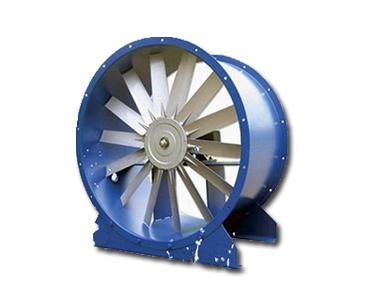 POG低噪声轴流通风机